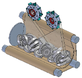 diagrama-granallado-cinta-rotativa-dos-turbina-cymmateriales