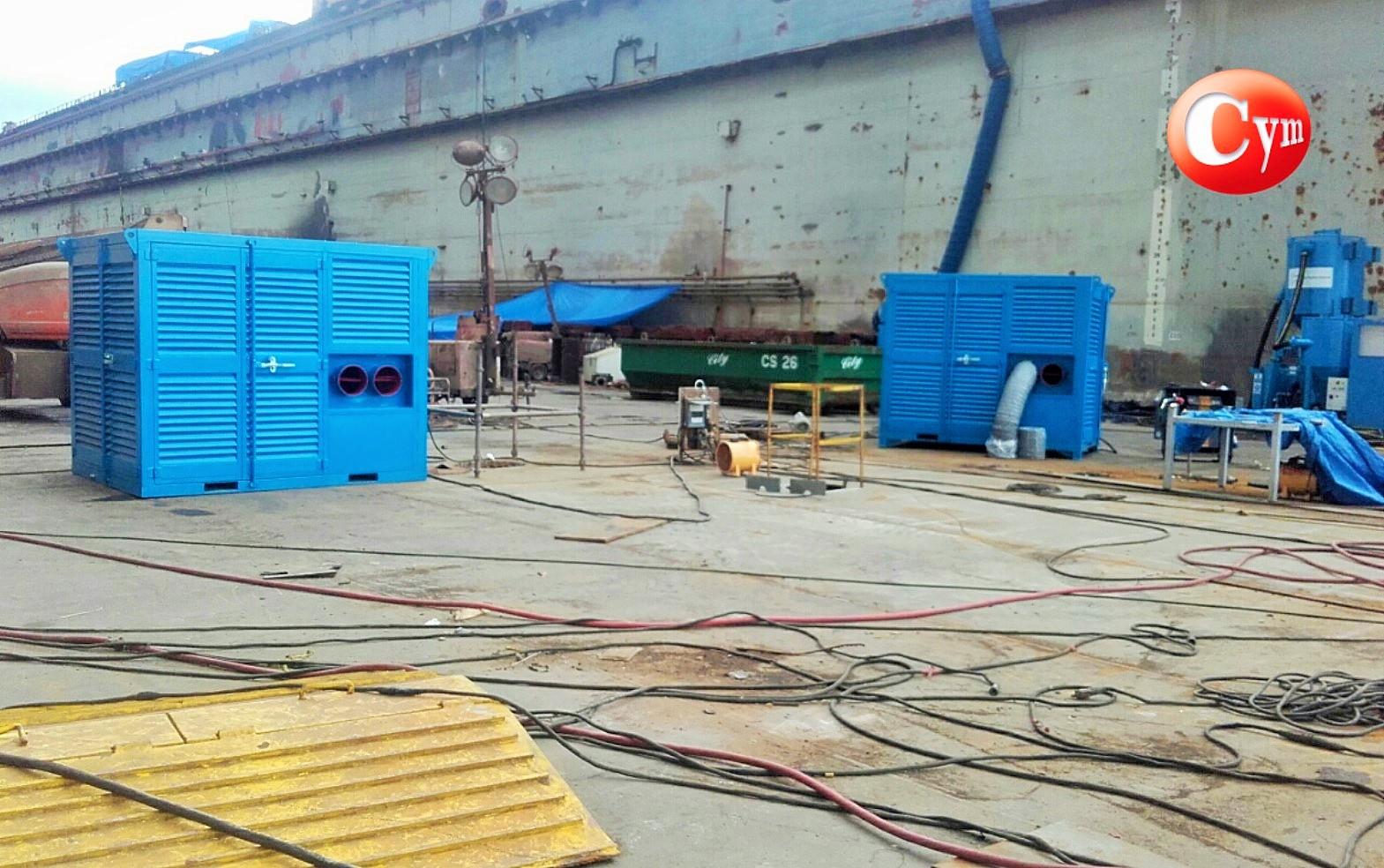 Deshumidificador-para-granallado-o-pintura-de-barcos-cym