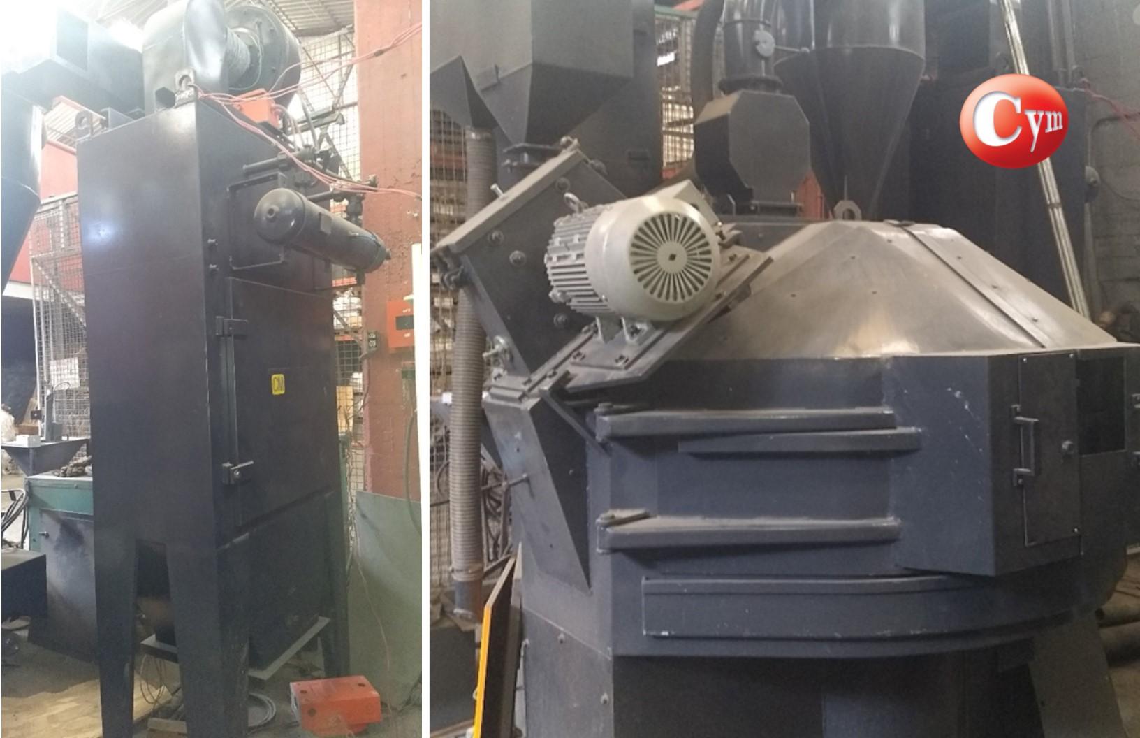 Granalladora-de-mesa-CM-usada-mexico
