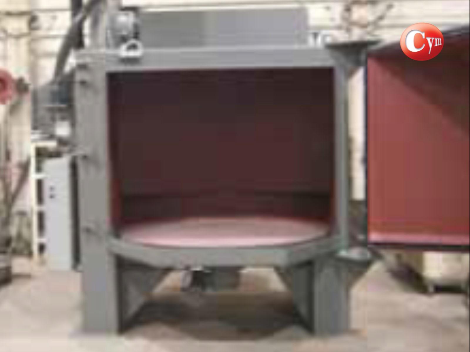 Granalladora-usada-de-mesa-pangborn-6LK9-mexico-