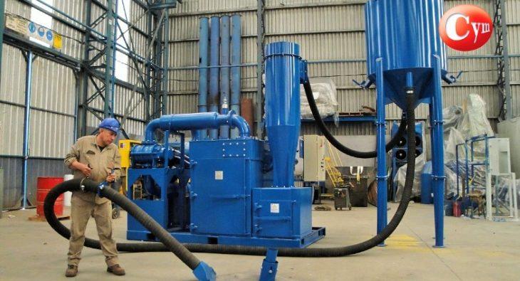 Succionador-de-abrasivos-transporte-de-abrasivos-CYVAC50-cymmateriales