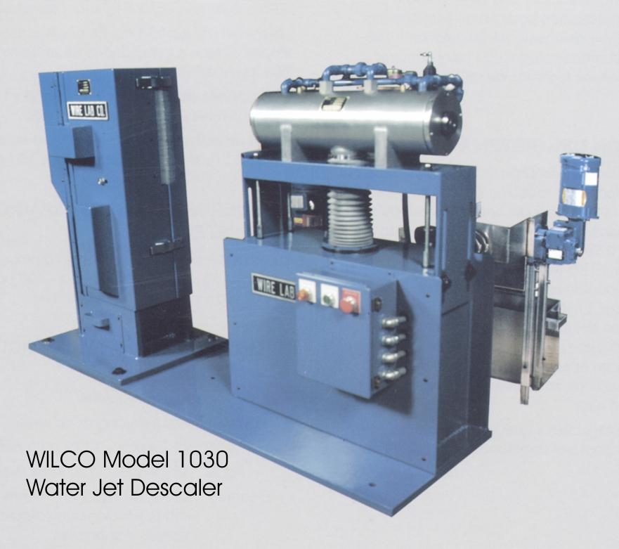 WILCO-Model-1030-Water-Jet-Descaler