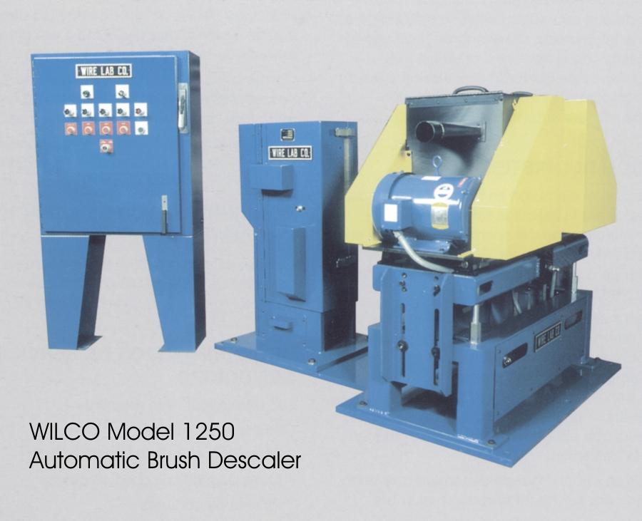 WILCO-Model-1250-Automatic-Brush-Descaler