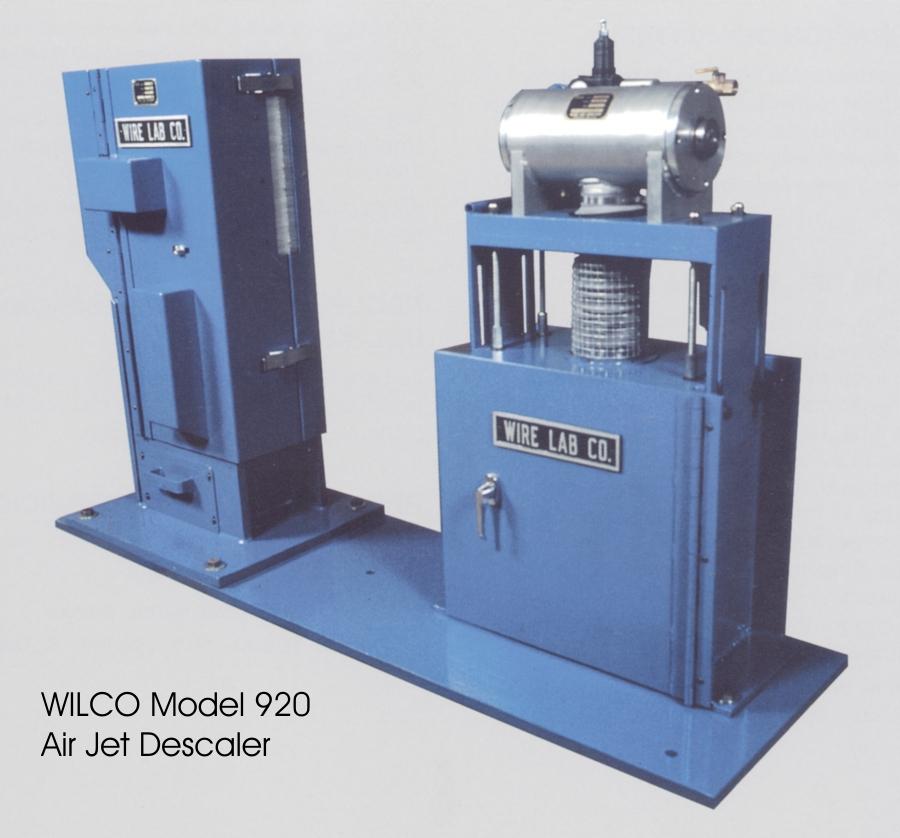 WILCO-Model-920-Air-Jet-Descaler