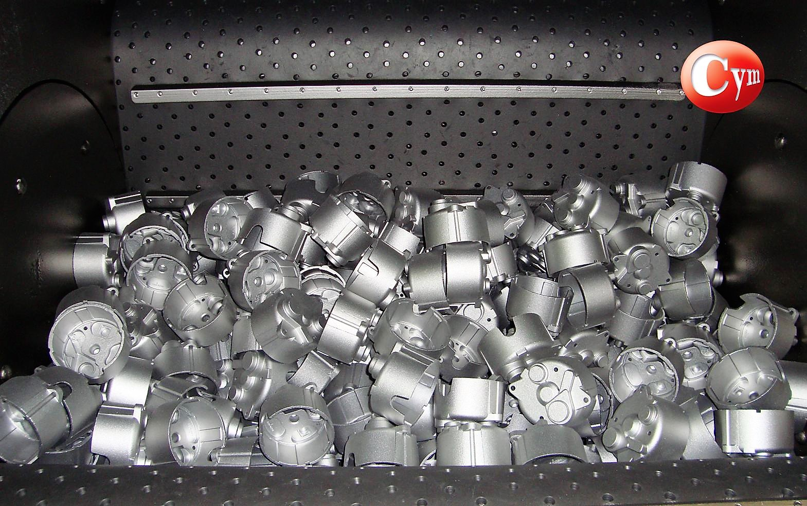 granalladora-de-cinta-rotativa-cym-lt130-piezas-aluminio