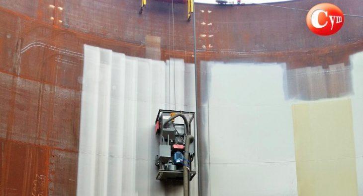 granalladora-portatil-pared-gpv30-tanque-petroleo-cymmateriales