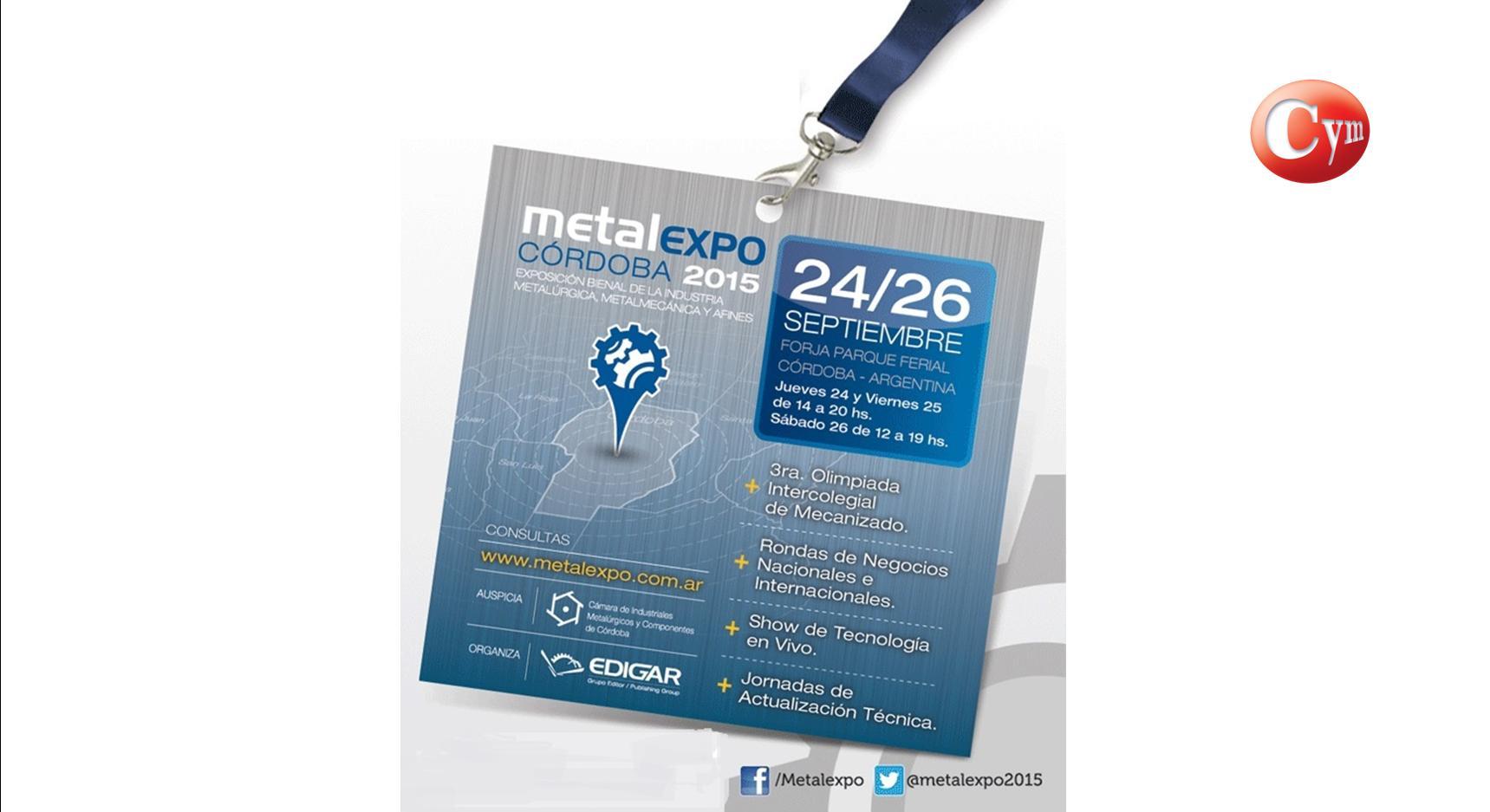 metalEXPO15